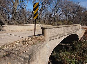 National Register of Historic Places listings in Rock County, Minnesota - Image: Bridge No. L 4646