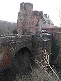 Bridge giving access to Rosslyn Castle - geograph.org.uk - 1112401.jpg