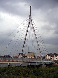 Bridge in Broughton, Milton Keynes in 2006.jpg