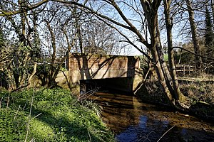 Hatfield Heath - 'Doune Bridge' over Pincey Brook