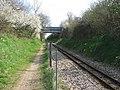 Bridge over the Bure Valley Railway - geograph.org.uk - 1244696.jpg