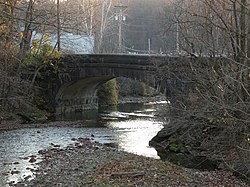 Bridge in Shaler Township