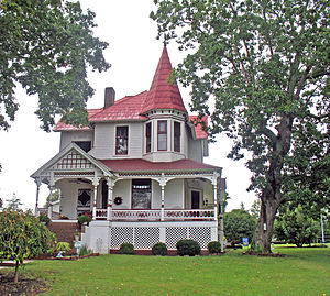 National Register of Historic Places listings in Jackson County, Alabama - Image: Bridgeport 9
