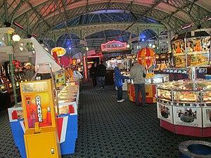 Brighton Palace Pier - Brighton Pier arcade