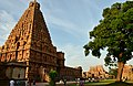 Brihadishwara Temple, Dedicated to Shiva, built by Rajaraja I, completed in 1010, Thanjavur (120) (37497658301).jpg
