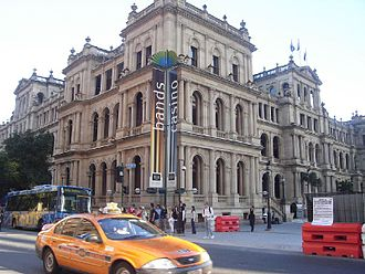 Treasury Casino - Image: Brisbane Casino, Queensland