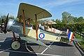 Bristol Scout replicas 'A1742' and '1264' (G-FDHB) (31021444282).jpg