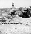 British artillery passing through Jerusalem. matpc.02260.left.jpg