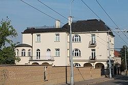 Brno, Pisárky, Preslova, vila Valerie Fischerové (2018-07-21; 01).jpg