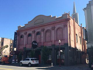 Mabuhay Gardens San Francisco nightclub