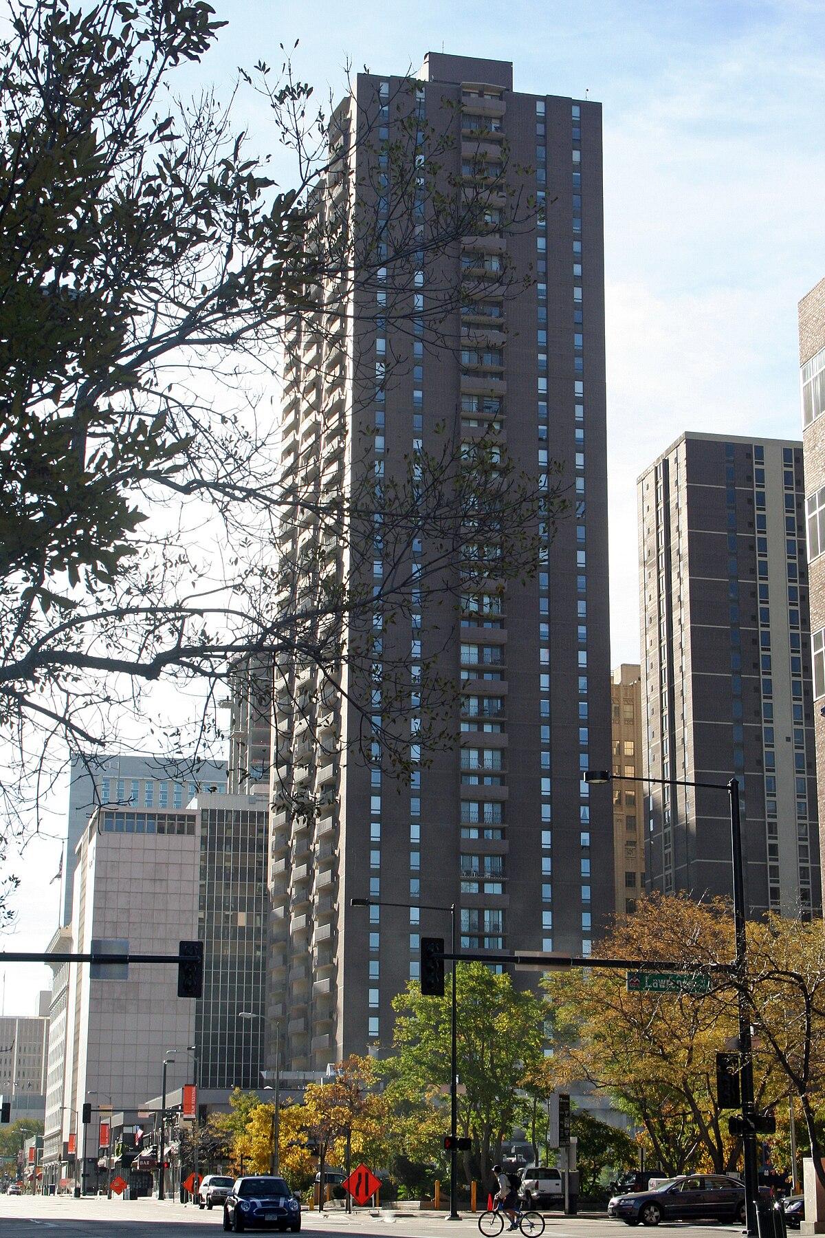 Brooks Tower Wikipedia