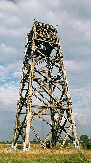 Brück aerial testing facility - Brück aerial testing facility - Meßturm II