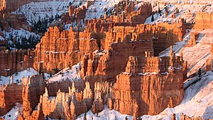 Bryce Canyon National Park at sunrise Français...