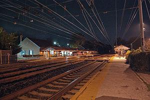 Bryn Mawr station (SEPTA Regional Rail) - Bryn Mawr SEPTA Regional Rail Station