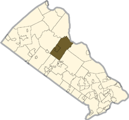 Bucks county - Plumstead Township.png