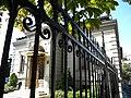 Bucuresti, Romania, Casa pe Str. Frumoasa nr. 16, sect. 1 (detaliu 1).JPG