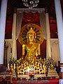 Budha in Wat Prah Singh main Wihan - panoramio.jpg
