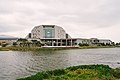 Building of Taitung University Library on the shores of Lake Jinsin.jpg
