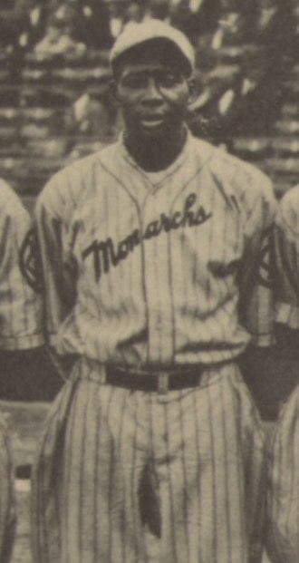 Bullet Rogan - Rogan at the 1924 Colored World Series.