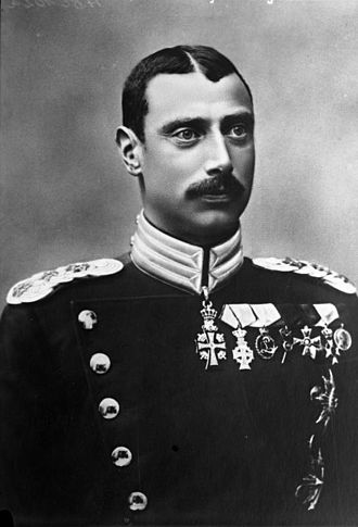 Easter Crisis of 1920 - King Christian X in 1925
