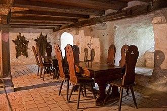 Dirnitz - The dirnitz at Meersburg Castle