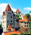 Burg Trausnitz, Landshut --- Wittelsbacher Turm (8005658273).jpg