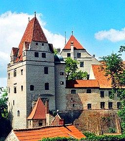 Burg Trausnitz, Landshut Wittelsbacher Turm (8005658273)