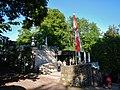 Burgruine Hohenstaufen, Berggaststätte Himmel und Erde - panoramio.jpg