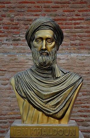 Ibn Khaldun cover