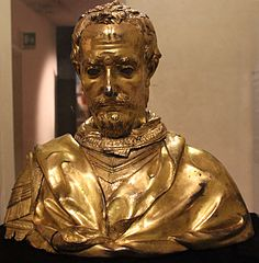 Reliquary Bust of Saint Rossore