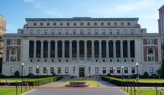 Columbia University Libraries - Butler Library