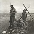 C. Johnson fishing at Great Slave Lake (S2004-1004 LS).jpg
