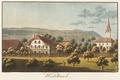 CH-NB - Wichtrach, Pfarrhaus und Kirche - Collection Gugelmann - GS-GUGE-WEIBEL-D-153.tif