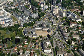 Centre hospitalier m tropole savoie wikip dia for Chambery metropole piscine