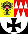 COA bishop DE Klein Norbert Johannes Nepomuk.png