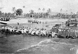 Dutch East Indies campaign conflict