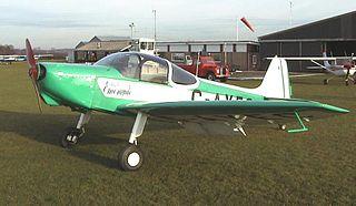 Piel Emeraude aircraft