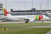CS-TNL - A320 - TAP Portugal