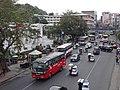 CSFLU city center - Manila North Road, town plaza (San Fernando, La Union)(2018-11-25).jpg