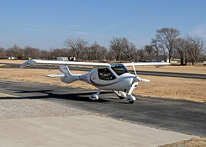 Ultralight aviation - Flight Design CTSW