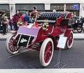 Cadillac 1903 Model A Rear-Entrance Tonneau at Regent Street Motor Show 2015.jpg
