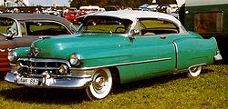 Cadillac Coupe DeVille (1950)
