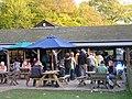 Cafe, National Trust Visitor Centre, Ashridge - geograph.org.uk - 1561111.jpg