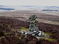 Cairn on Long Crag - geograph.org.uk - 1185451.jpg