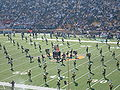 Cal Band performing pregame at Oregon at Cal 11-6-04 2.JPG