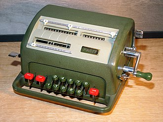 Facit - Facit calculating machine, 1954