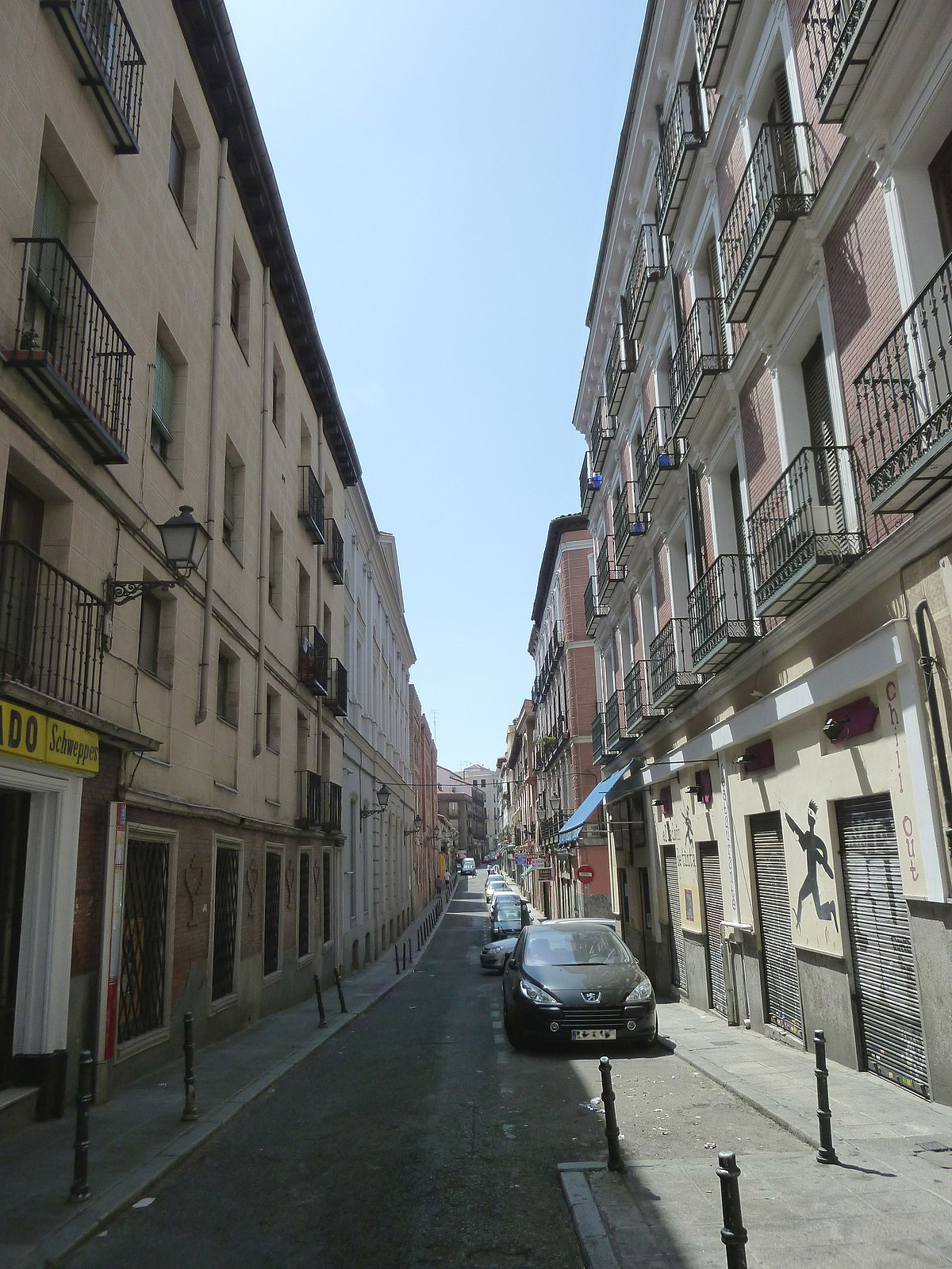 Calle del noviciado wikipedia la enciclopedia libre for Calle del prado 9 madrid espana