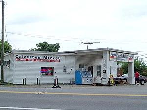 Calverton, Virginia - Calverton Market