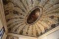 Camillo mantovano e aiuti, soffitto con festoni, cacciagione, frutta e pesci, 1567 ca. 01.jpg