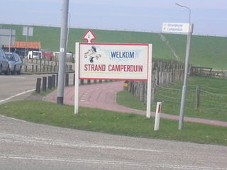 Camperduin Place in North Holland, Netherlands